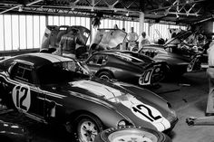 Shelby Daytona Coupes @ 24 Hours of LeMans 1965