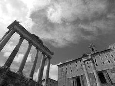 Roman Forum became one of Italy's most famous attraction. over million people visit this place every year. Italy Tourist Attractions, Roman Forum, Rome Italy, Clouds, Places, Outdoor, People, Outdoors, Outdoor Games