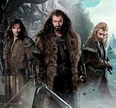 The Heirs of Durin.   Thorin is actor Richard Armitage es Thorin Escudo de Roble The Hobbit: The Desolation of Smaug El Hobbit Movie