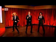 Ylvis - The Wild Boys - YouTube