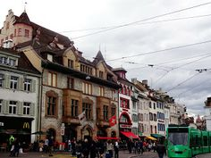 I Love To Travel: #Switzerland: Day 1 - #Basel by MIcha
