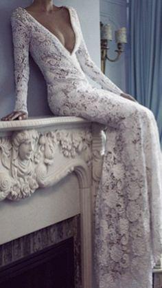 Beautiful sexy lace dress!