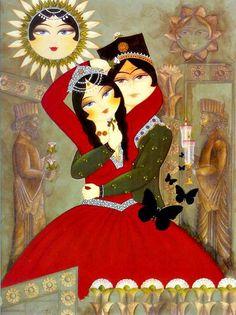 Carpet Stair Runners For Sale Pomegranate Art, Persian Pattern, Persian Motifs, Persian Culture, Iranian Art, Iranian Food, Turkish Art, Calligraphy Art, Persian Calligraphy