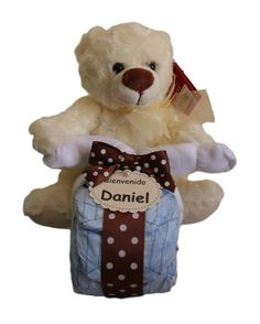 Teddy Bear, Baby Shower, Animals, Color, Baby Gifts, Diaper Bike, Nappy Cake, Kids, Pies