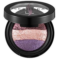 Sephora's Baked Moonshadow Trio in Plum Shimmer.