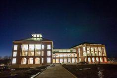 Liberty University...new library #favoriteplacetostudy! :D