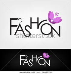 cool fashion logo