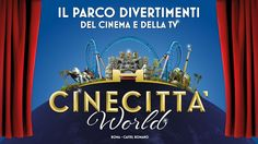 #LaDiligenzaDelSapere: #CinecittàWorld - Il Parco divertimento del Cinema e della TV!   #Sharendipity: #Cinecittà, #parcodivertimento. #Cinema, #TV; #film, #serial.
