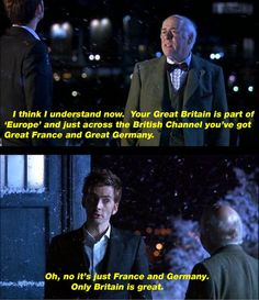 One of my favorite Doctor Who moments