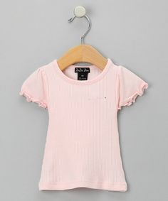 Take a look at this Pink Tee by Blow-Out on #zulily today!#fall