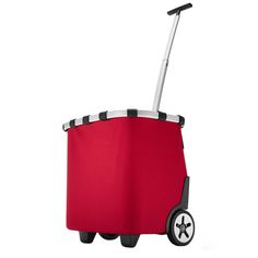 Reisenthel Shopping Carrycruiser (red) - Travelbags.nl