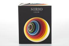 'Sirio Colour' laser-cut stock sample book, by SEA for Fedrigoni.
