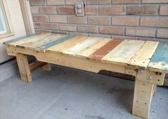 Eight Remodeling Pallet Ideas for Outdoor Furniture | FollowPics