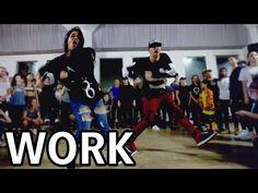 WORK - Rihanna Dance Video | @MattSteffanina Choreography ft Fik-Shun - YouTube
