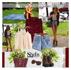 """""""Shein 2"""" by followme734 ❤ liked on Polyvore featuring Rails and Sheinside"""