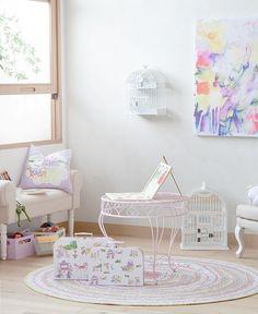 Decoración infantil Zara Home http://www.mamidecora.com/textil-infantil-zara-home-2014.html