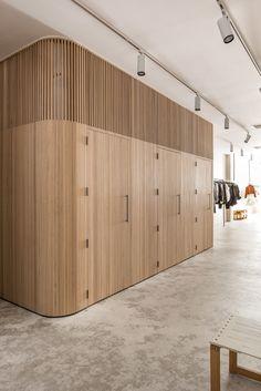 workspace dezeen timber - Google Search