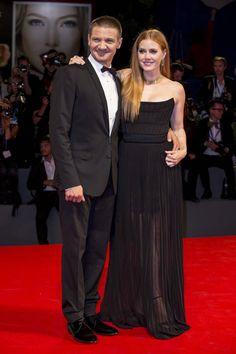 Amy Adams et Jeremy Renner