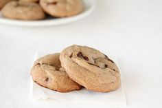 """Nutella Chip"" Cookies"