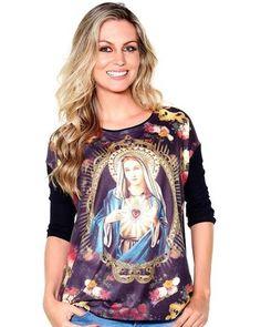 Bata Imaculado Coração de Maria