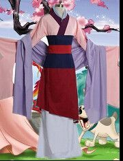 Princess Mulan Costume