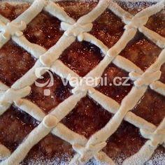 Fotografie receptu: Linecký mřížkový koláč