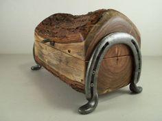 красивые-деревянные украшения ящик