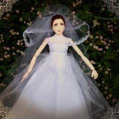 Para minha amiga Jaque! #artdoll #dollmaker #clothdoll #amooquefaço #ragdoll #handmade