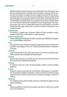 Página 82  Pressione a tecla A para ler o texto da página