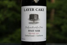 Have your cake and eat it too!  #wine