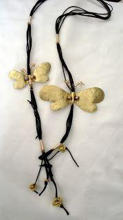 Χειροποίητα εικαστικά κοσμήματα / Handmade artistic jewelry