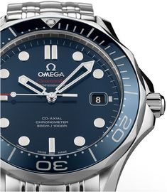 Omega Seamaster Professional Co-Axial Chronometer 300m