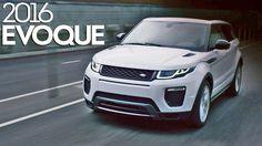 2016 Range Rover Evoque eD4 2WD