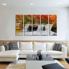 Modern Living Room Murals 20 living rooms with beautiful wall mural designs | wall murals