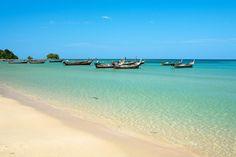 Leveä ja hienohiekkainen Nai Yang -ranta sijaitsee Phuketin luoteisrannikolla. | Let's go! | www.tjareborg.fi