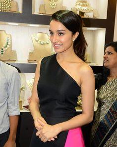 That smile #ShraddhaKapoor @shraddhakapoor by theshraddhakapoor