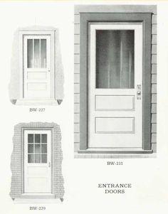 1930 Farmhouse Door Knob Doors Plain Old Doors