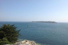 Perros-Guirrec, maison avec vue sur mer panoramique