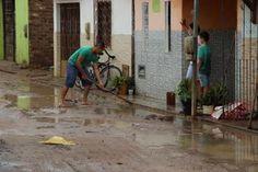 #LEIAMAIS WWW.OBSERVADORINDEPENDENTE.COM AMARGOSA: Município registra maior volume de chuva na Bahia