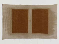 Untitled (Rust Transfer), 1991/92 | Simon Ungers