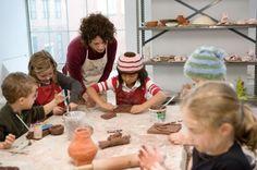 December Vacation Workshop: The Great Artists Watertown, Massachusetts  #Kids #Events
