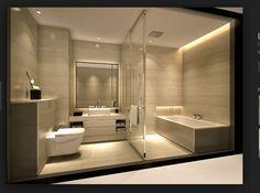 42 badezimmer ideen und designs f r auszeit liebhaber badezimmer ideen fliesen leuchten. Black Bedroom Furniture Sets. Home Design Ideas