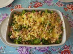 Broccolischotel met recept