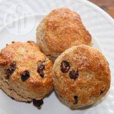 Photo recette : Véritables scones anglais