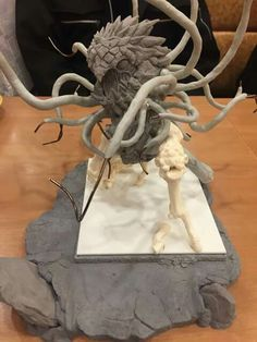 """CREATORS x CTHULHU MYTHOS""  produced by ArcLightModels   Talented artists sculpt the world of Cthulhu Mythos.  Here are some WIP photos. They'll be released as prepainted statues.  Artists: Katsuya Terada Keita Amemiya Kenji Ando Koichi Ohata Ryu Oyama Shojiro Kasai Takashi Tsukada Takayuki Takeya"