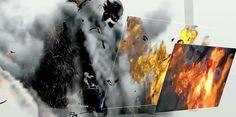 I, Frankenstein   VFX by Cutting Edge