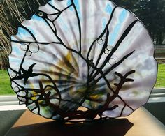 Through the 'Stained' Glass | The Broadway Gallery