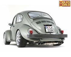 Nice clean German style old VW Bug