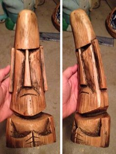 Canary Palm Frond - Moai by tflounder on DeviantArt