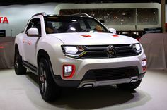 2016 Renault Duster Pickup Concept, Price and Release Date - When you dream to have excellent pick-up truck, it is a good idea to have 2016